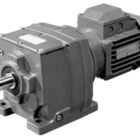Series M inline geared motors