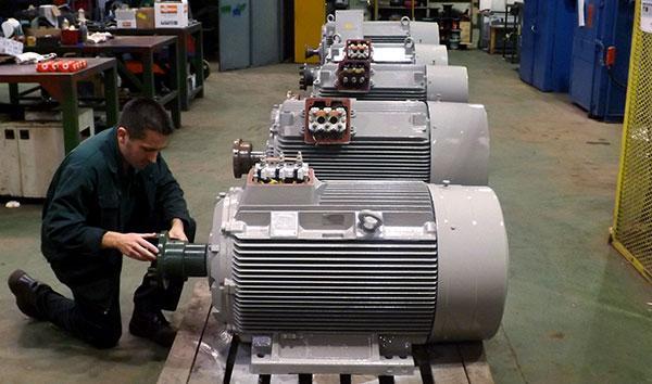 Electric Motor Repairs